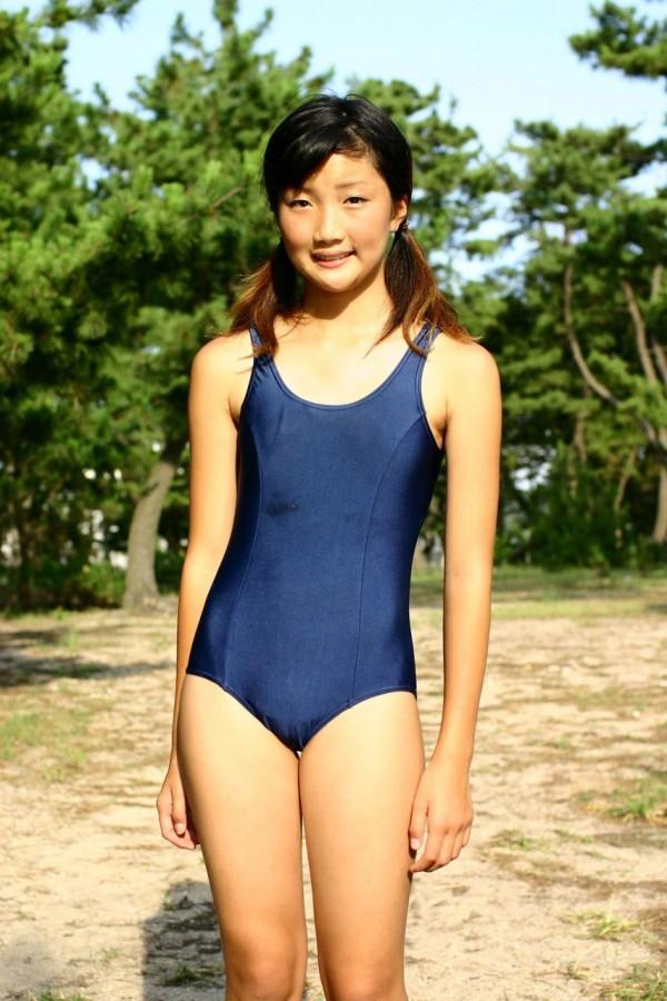 ジュニアアイドル水着エロ画像07