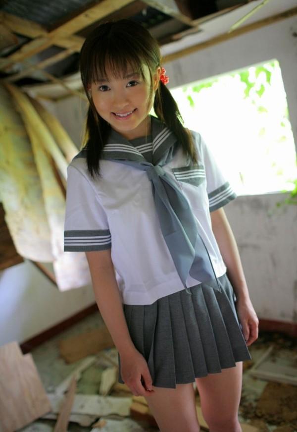 三次元ツインテール美少女エロ画像10