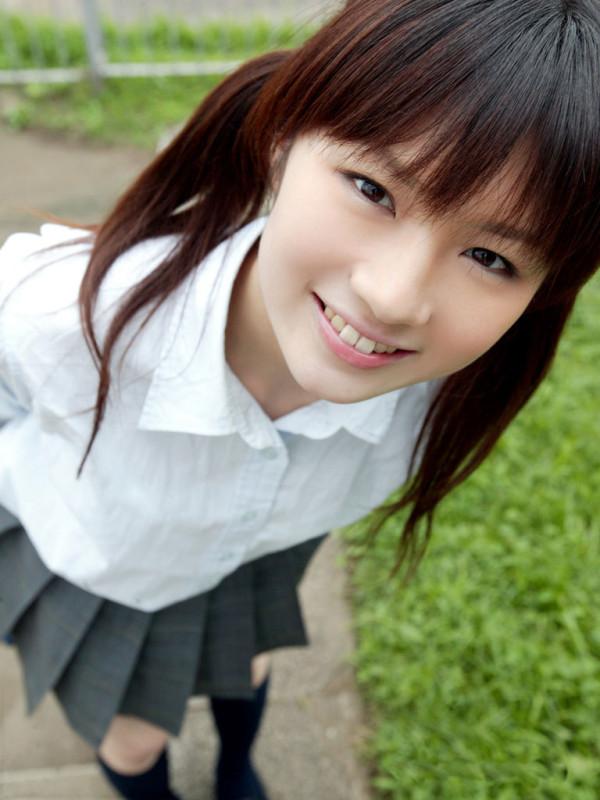 三次元ツインテール美少女エロ画像20