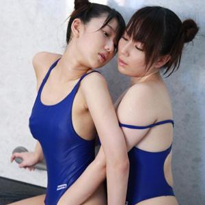 【レズビアンエロ画像】女の子同士で絡み合ってるのがくっそエロ過ぎる!!!