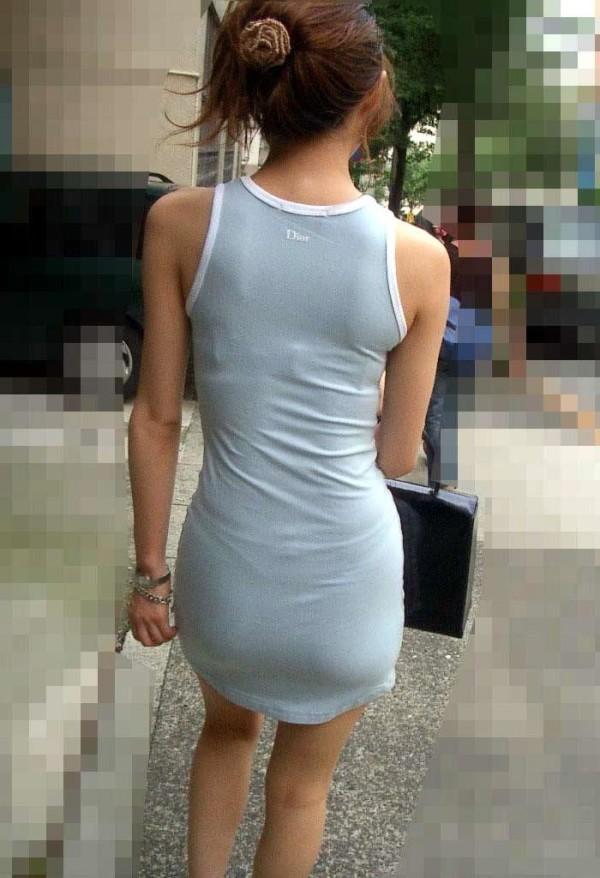 スカート透けパンエロ画像17