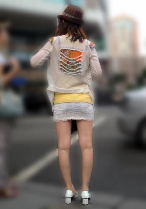 街撮りお姉さん美脚画像07