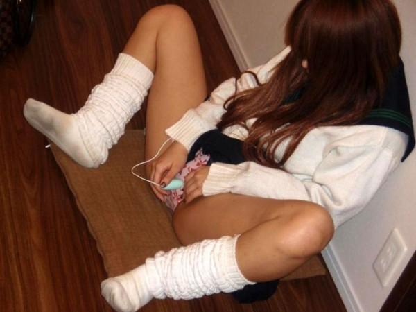 女子高生オナニーエロ画像05