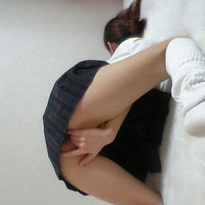 女子高生オナニーエロ画像20
