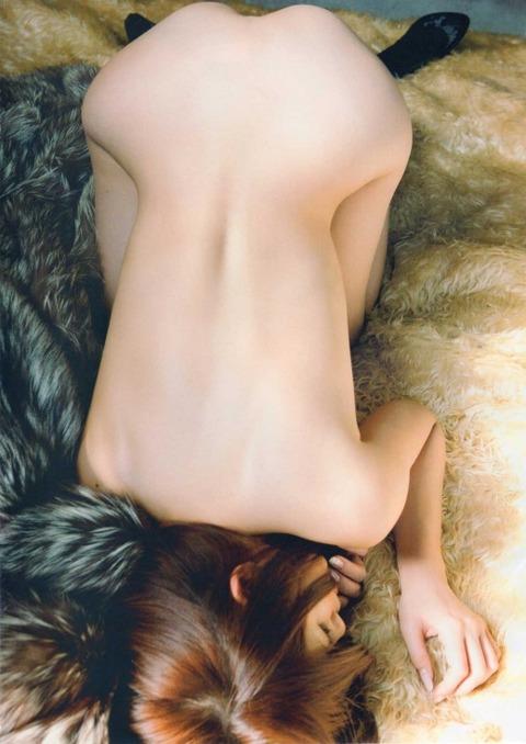 ヌードの綺麗なお姉さんエロ画像17