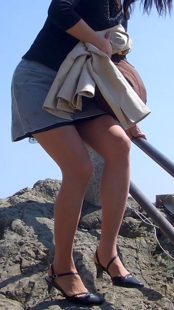 美しいと言われる綺麗な脚エロ画像02