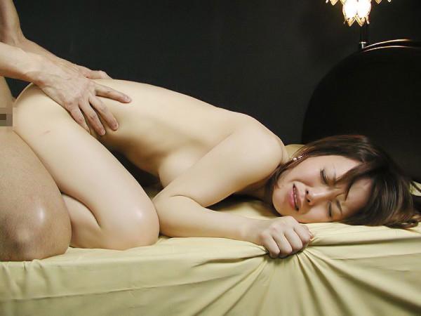 後背位でのセックスエロ画像12