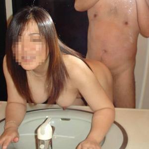 (カップルえろ写真)ラブHOTELでシロウトの女子がSEXしている☆☆☆
