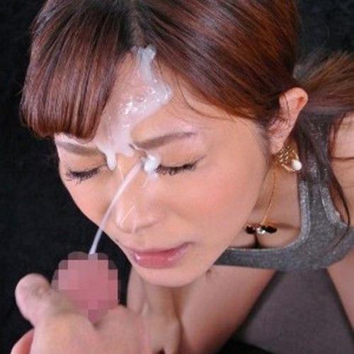顔射エロ画像16