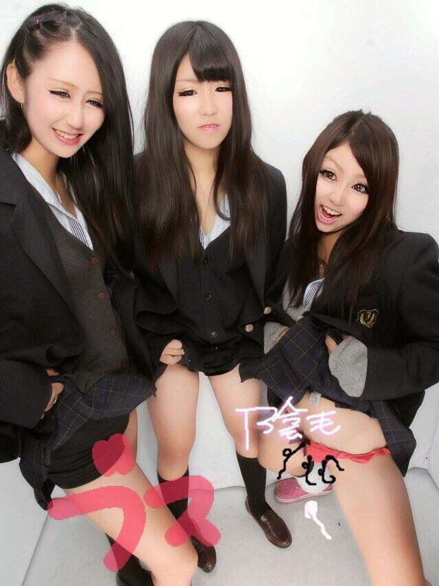 女子女子学生 おっぱい 正面 エロ
