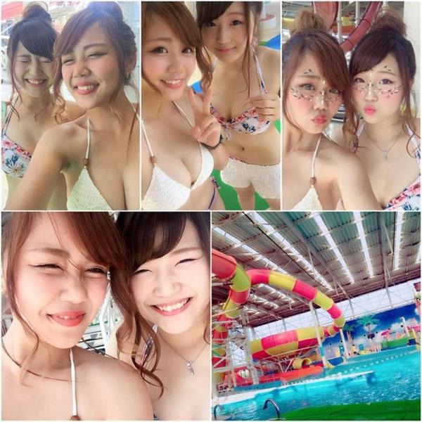 素人-女子大生-JD-水着-ビキニ-おっぱい-エロ画像08